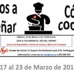 nyri cursos de cocina 17 al 23 marzo 2019